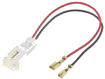 Speaker connector adapter